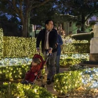 Christmas Village at Bayou Bend