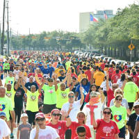 2017 Houston Healthy For Good Heart Walk
