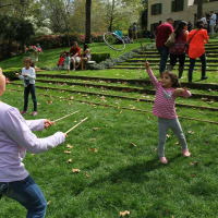 Bayou Bend Family Day