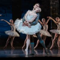Houston Ballet presents <i>Swan Lake</i>