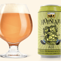 Bell's Brewery Hopslam Release + Flight Night