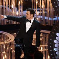 Seth MacFarlane, Academy Awards, February 2013