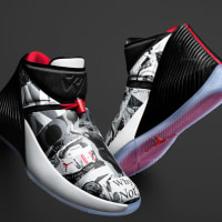Russell Westbrook basketball shoes