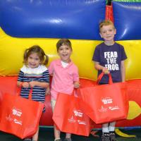 Kids in the Kitchen Health Fair
