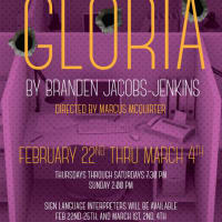 ACC Drama Department presents <i>Gloria</i>