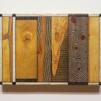 """New Works"" by Danville Chadbourne opening reception"
