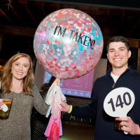 Houston, Redbuds date auction, February 2018, Jennifer Adams, Wesley Clothier