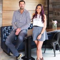 John Reed and Leslie Nguyen of Bosscat Kitchen