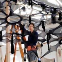 Artist Talk with Artist Lara Schnitger