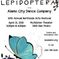 10th Annual Northside Art Festival: <i>Lepidoptera</i>