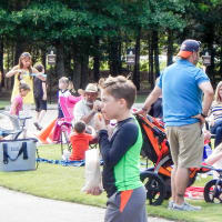 Rock the Block Party at Woodforest