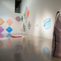"Affordable Dream House: 2018 Studio Art MFA Thesis Exhibition"" opening reception"