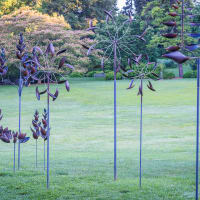 Lyman Whitaker: Wind Sculptures in Motion