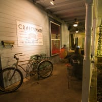 Craftsman bar in Austin