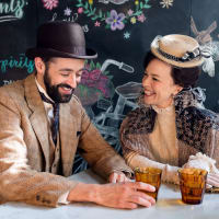 Alley Theatre presents Picasso at the Lapin Agile