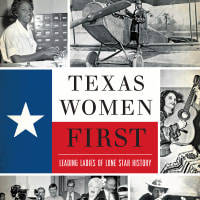 Brown Bag Lecture presents Sherrie McLeroy: Leading Ladies of Lone Star History