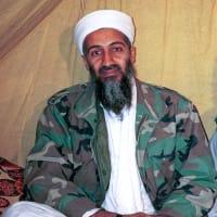 News_Osama bin Laden_sitting down