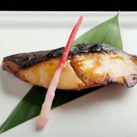 Nobu Black cod with miso