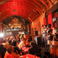 Places-Drinks-Red Cat Jazz Cafe interior
