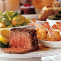 Places-Food-Morton's steak and shrimp