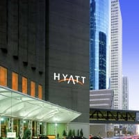 Places-Hotels/Spas-Hyatt Regency Hotel downtown
