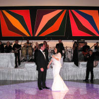News_Shelby Column_122209_Mr. and Mrs. Todd Forester_first dance_MFAH_Dec. 2009