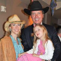 News_Rodeo party_031810_Tricia Dewhurst_Lt. Gov. David Dewhurst_Carolyn