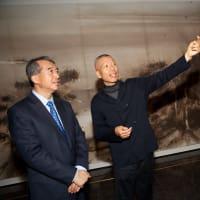 News_China Gala_Albert Chao_Cai Guo-Qiang