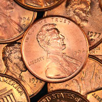 Hoffman dump penny pennies