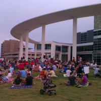 Concerts in the Park at The Long Center