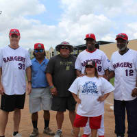 3rd Annual Eva's Heroes Baseball Clinic