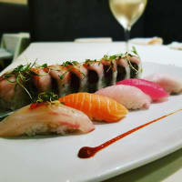 Rolls at Uptown Sushi