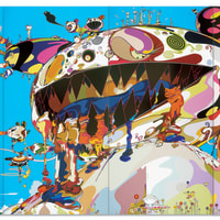 """Tan Tan Bo Puking - a.k.a. Gero Tan"" by Takashi Murakami"