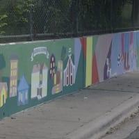 Lott Pocket Park Mural