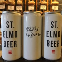 St Elmo + Easy Tiger Norman Release Party