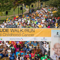 Fort Worth St. Jude Walk/Run to End Childhood Cancer