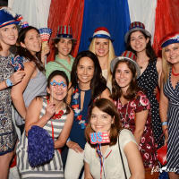 Houston Area Women's Center Young Leaders Independence Day Bash