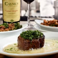 Ruth's TasteMaker Dinner with Caymus Vineyards