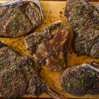 Del Frisco's grilled steaks