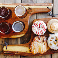 Hypnotic Donuts & Oak Highlands presents Beer and Donut Pairing