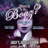 <i>Where Is My Boaz</i> Stage Play