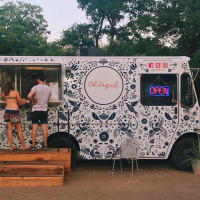 Chilaquil food truck ATX