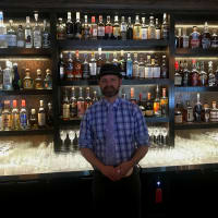 Houston Ready Room Heights Peter Clifton bar front