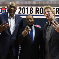 Big 3 basketball league Ice Cube Clyde Drexler