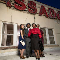 Jubilee Theatre presents Blues in the Night
