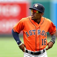 Houston Astros Tony Kemp