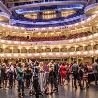 Young Patrons Club at Bass Hall
