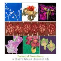 Botanical Portraiture: A Modern Take On Classic Still Life