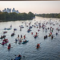 Paddle for Puppies 2018