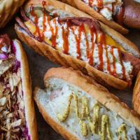 Schaller's Stube Sausage Bar Austin
